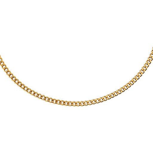 Kedja i 18K guld 55cm - Albrekts Guld 1bad441e11846