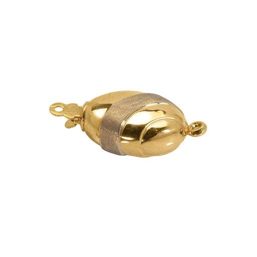 Pärllås i 18K guld