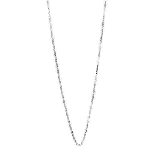 Kedja i äkta silver 45+5cm