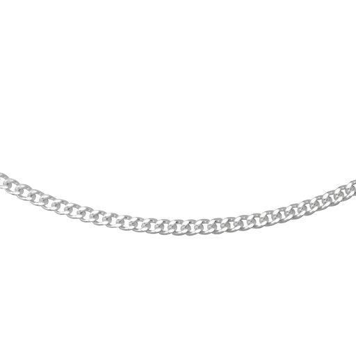 silver halsband kedja