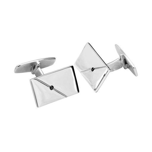 Manschettknappar i äkta silver - Albrekts Guld c4d8456d230be