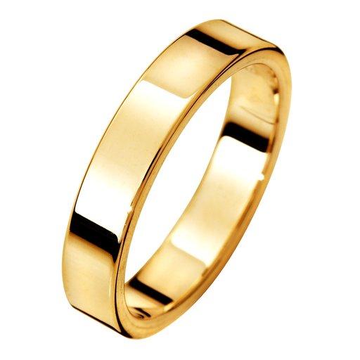 Förlovningsring i 9K guld 4mm, 64