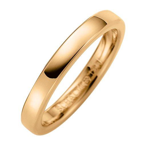 Förlovningsring i 9K guld 3mm, 44