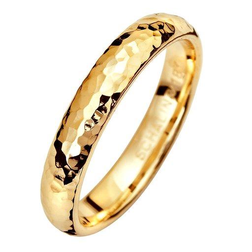 Förlovningsring i 9K guld 3,5mm, 76