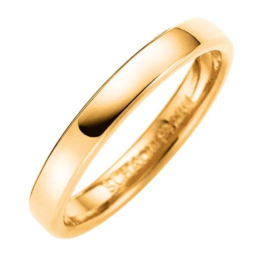 Förlovningsring i 9K guld 3mm, 76