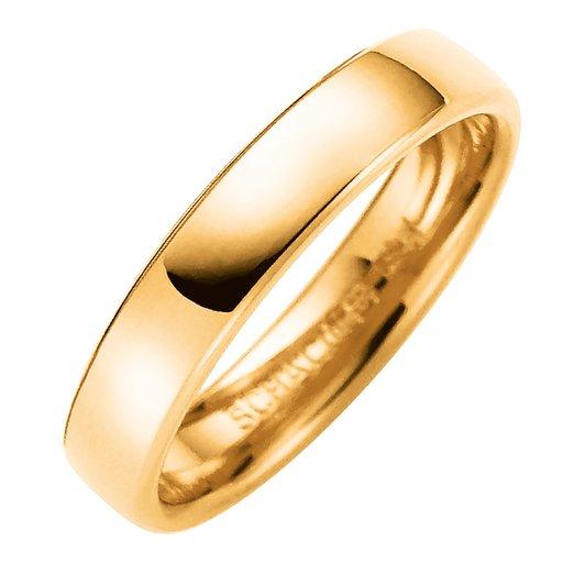 Förlovningsring i 9K guld 4mm, 76