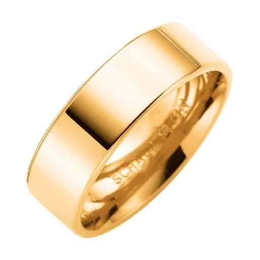 Förlovningsring i 9K guld 6mm, 76