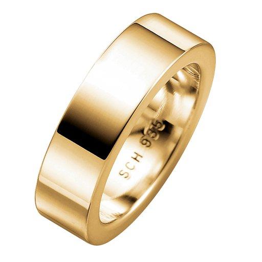 Förlovningsring i 9K guld 5mm, 76