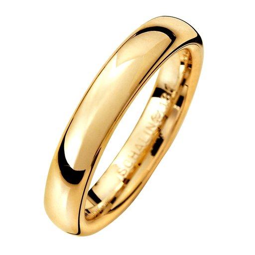 Förlovningsring i 18K guld 4mm, 50
