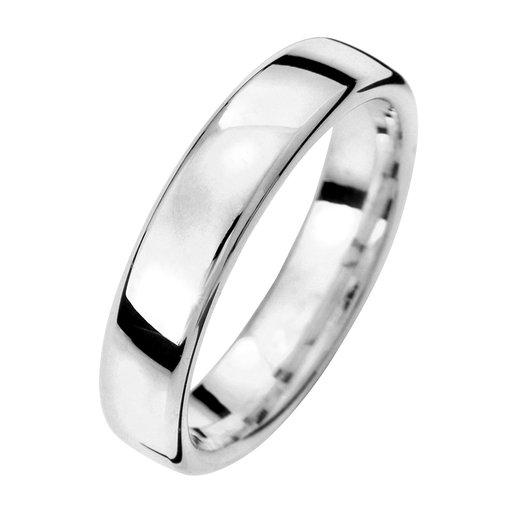 Förlovningsring i äkta silver 4,5mm, 49