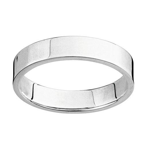 Förlovningsring i äkta silver, 22.0