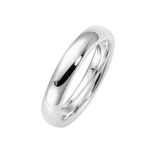 Förlovningsring i äkta silver 3mm, 56