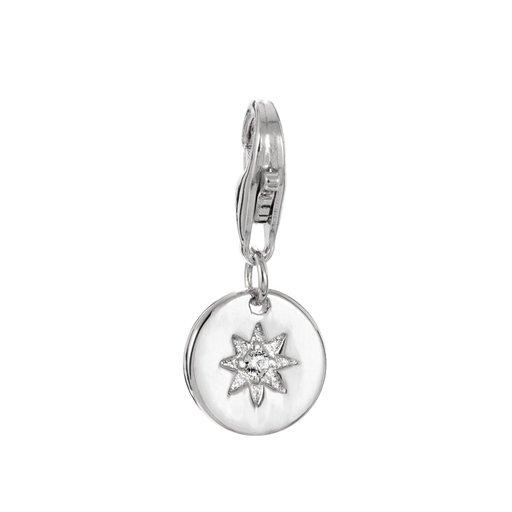 Berlock i äkta silver