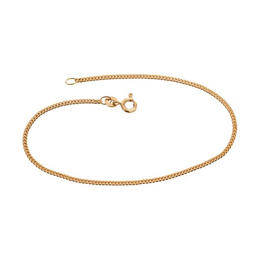 Armband i 18k guld 20 cm