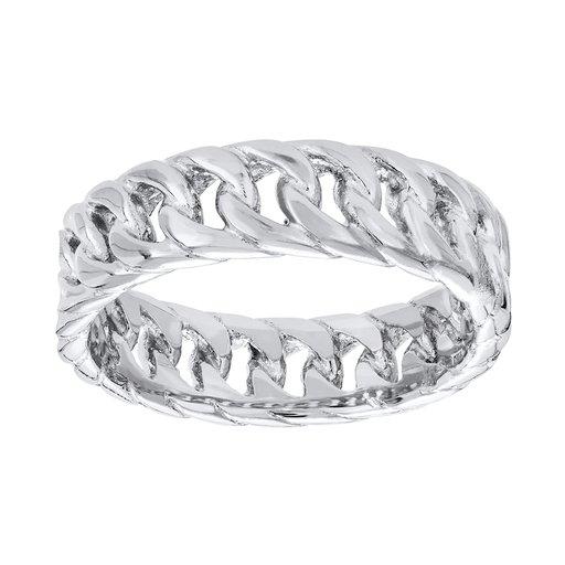 Ring i äkta silver, 22.0