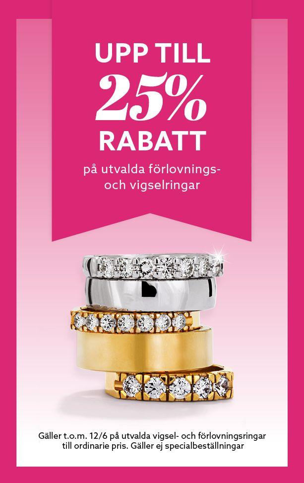 870ef50a562c Köpa förlovningsringar på nätet hos Albrekts Guld - Albrekts Guld